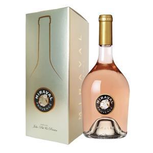 千疋屋 御歳暮 お歳暮 ワイン wine 赤ワイン セット ギフト 結婚祝い 送料無料 Giftt ミラヴァル・ロゼ(BOX付き)|1894ginza-sembikiya