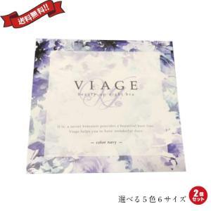 ナイトブラ viage 大きい人用 ヴィアージュ ビューティーアップナイトブラ VIAGE 全5色 ...