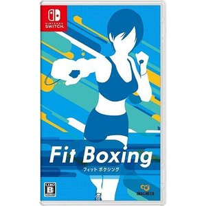 Switch Fit Boxing(フィットボクシング)(2018年12月20日発売)【新品】