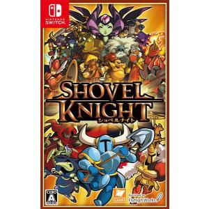 Switch SHOVEL KNIGHT(ショベルナイト)(2020年4月2日発売)【新品】