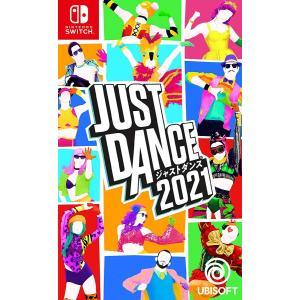 Switch ジャストダンス2021(2020年11月12日発売)【新品】|1932