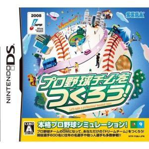 【新品】DS プロ野球チームをつくろう!|193