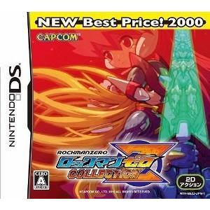 【新品】DS ロックマンゼロ コレクション NEW Best Price!|193