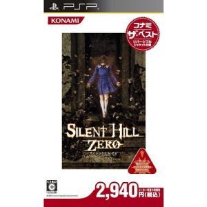 【新品】PSP SILENT HILL ZERO(サイレントヒルゼロ) コナミ・ザ・ベスト 193