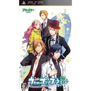 【新品】PSP うたの☆プリンスさまっ♪ーSweet Serenadeー(2011年2月10日発売) 193