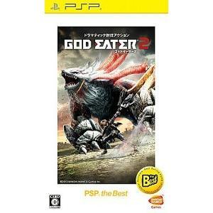 【新品】PSP ザ・ベスト GOD EATER 2 193