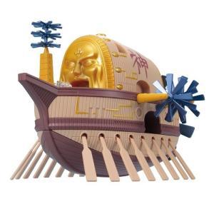 ワンピース偉大なる船コレクション 方舟マクシム(ネコポス便不可)(2018年7月発売)(3527)|193