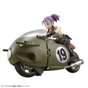 フィギュアライズメカニクス ブルマの可変式No.19バイク(ネコポス便不可)(3355)|193