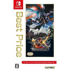 Switch モンスターハンターダブルクロス Nintendo Switch Ver.Best Pr...