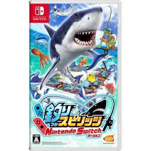 Switch 釣りスピリッツ Nintendo Switchバージョン(2019年7月25日発売)
