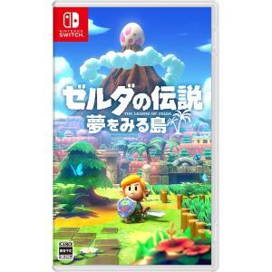 【新品】Switch ゼルダの伝説 夢をみる島 通常版(2019年9月20日発売)|193