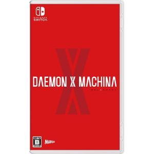 【新品】Switch DAEMON X MACHINA(デモンエクスマキナ)(先着購入特典付)(2019年9月13日発売)|193