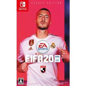 【新品】Switch FIFA20 Legacy Editon(FIFA20レガシーエディション)(2019年9月27日発売)|193