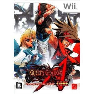 【新品】Wii ギルティギア イグゼクス アクセントコア|193