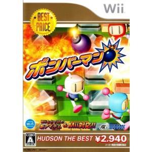 【新品】Wii ボンバーマン ハドソン・ザ・ベスト|193