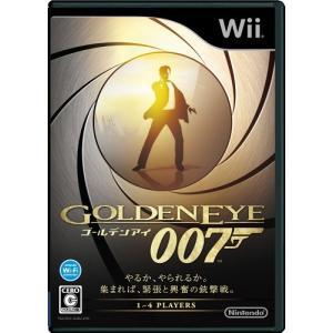 【新品】Wii ゴールデンアイ007(ネコポス便・メール便配送不可)|193