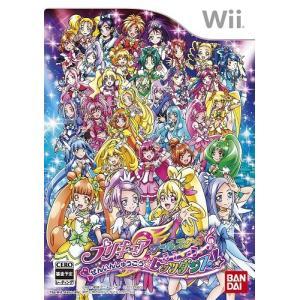 【新品】Wii プリキュアオールスターズ ぜんいんしゅうごう☆レッツダンス!(初回封入特典付)|193