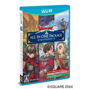 【新品】WiiU ドラゴンクエストX オールインワンパッケージ(オンライン専用)...