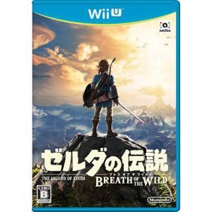 【新品】WiiU ゼルダの伝説 ブレス オブ ザ ワイルド(2017年3月3日発売)|193