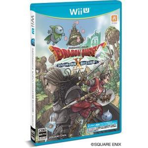 【新品】WiiU ドラゴンクエストX 5000年の旅路 遥か...