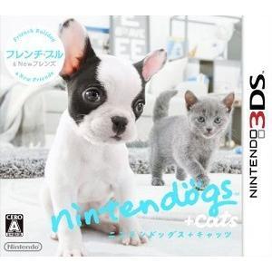 【新品】3DS nintendogs+cats(ニンテンドッグス+キャッツ) フレンチ・ブル&Newフレンズ