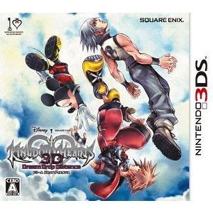 【新品】3DS キングダムハーツ3D[Dream Drop ...
