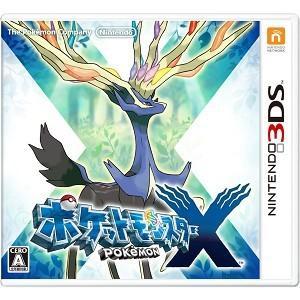 【新品】3DS ポケットモンスター X|193