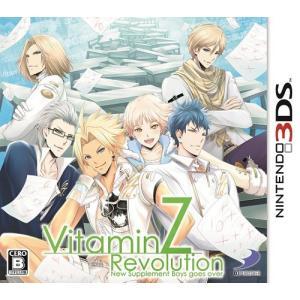 【新品】3DS VitaminZ Revolution(ビタミンZレボリューション)|193
