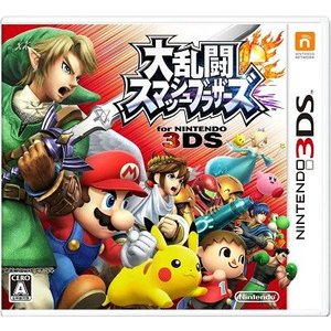 【新品】3DS 大乱闘スマッシュブラザーズforニンテンドー3DS|193