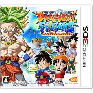 【新品】3DS ドラゴンボールフュージョンズ(2016年8月...