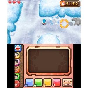 【新品】3DS ドラえもん のび太の南極カチコチ大冒険(2017年3月2日発売) 193 06