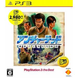 【新品】PS3 ザ・ベスト アンチャーテッド 黄金刀と消えた船団|193