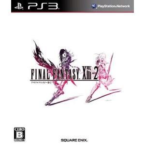 【新品】PS3 ファイナルファンタジーXIII-2|193