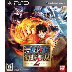 【新品】PS3 ワンピース 海賊無双2(初回特典コードの有効期限が切れています)|193