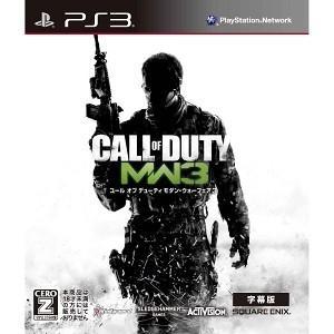 【新品】PS3 コールオブデューティ モダン・ウォーフェア3[字幕版](Z指定:18才以上対象)価格改定版|193