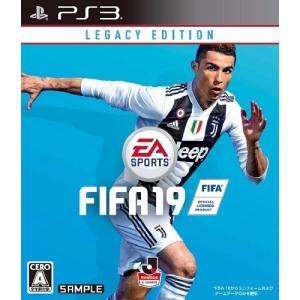 【新品】【取寄せ商品】PS3 FIFA 19(2018年9月28日発売)|193