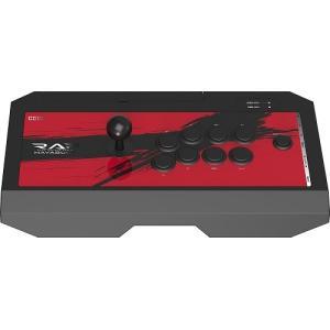 【新品】PS4/PS3/PC リアルアーケードPro.V HAYABUSA ステレオヘッドホン/マイク端子搭載(ネコポス便・メール便配送不可)|193