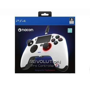 【新品】PS4 レボリューション プロコントローラー2 ホワイト(ネコポス便不可)(商品情報・説明欄必読)(2018年12月13日発売)|193