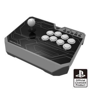 【新品】PS4/PS3 ファイティングスティック for PlayStation4/PlayStation3(ネコポス便不可)(2019年6月発売)|193