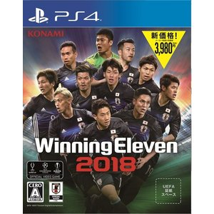 【新品】PS4 ウイニングイレブン2018(2...の関連商品7