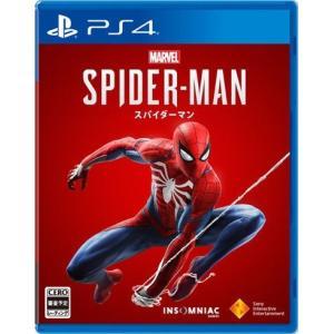 【新品】PS4 マーベル スパイダーマン(早期購入特典付)(...