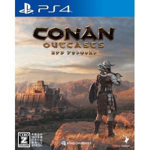 PS4 コナン アウトキャスト(Z指定:18才以上対象)(パッケージ版購入特典付)(2018年8月2...