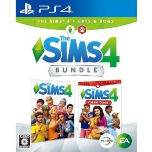 PS4 The Sims 4 Cats & Dogsバンドル(ザシムズ4 キャッツ&ドッグスバンドル...