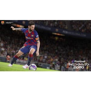 【新品】PS4 eFootball ウイニングイレブン2020(封入アイテム付)(2019年9月12日発売)|193|02