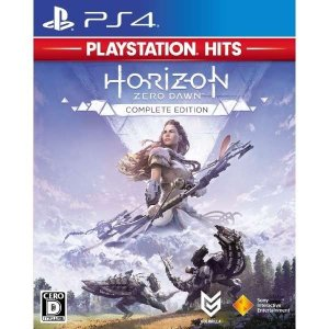PS4 Horizon Zero Dawn Complete Edition PlayStation...