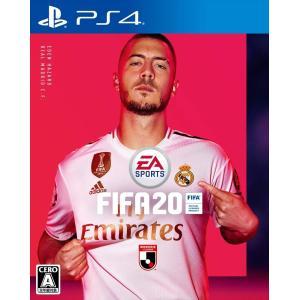 【新品】PS4 FIFA20 通常版(予約特典付)(2019年9月27日発売)|193