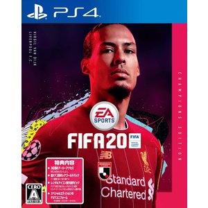 【新品】PS4 FIFA20 Champions Edition(FIFA20チャンピオンズエディション)(2019年9月24日発売)|193