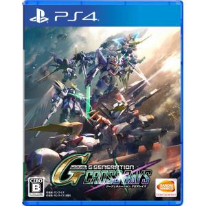 【新品】PS4 SDガンダム ジージェネレーション クロスレイズ 通常版(早期購入特典付)(2019年11月28日発売)|193