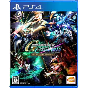 【新品】PS4 SDガンダム ジージェネレーション クロスレイズ プレミアムGサウンドエディション(早期購入特典付)(2019年11月28日発売)|193