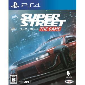 【新品】PS4 スーパー・ストリート:The Game(スーパーストリート ザ・ゲーム)(2019年11月14日発売)|193